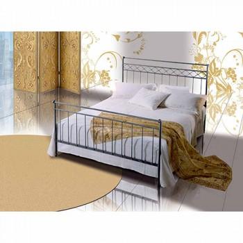Ein Bett und einen halben Quadratmeter Schmiedeeisen Hephaestus