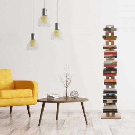 Design Bücherregal Freestanding Zia Ortensia