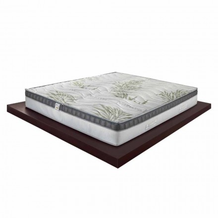 Hochwertige Queen Size Matratze aus Memory Foam H 25 cm Made in Italy – Idea