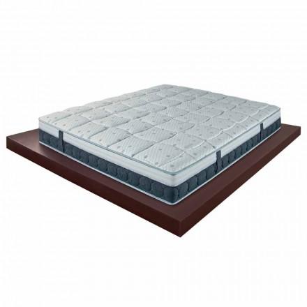 Hochwertige Einzel-Matratze H 25 cm aus Memory Foam Made in Italy – Villa