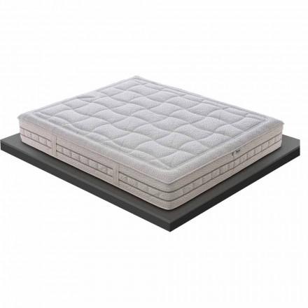 Luxus Queen Size Matratze aus Memory Foam H 25 cm – Platinum