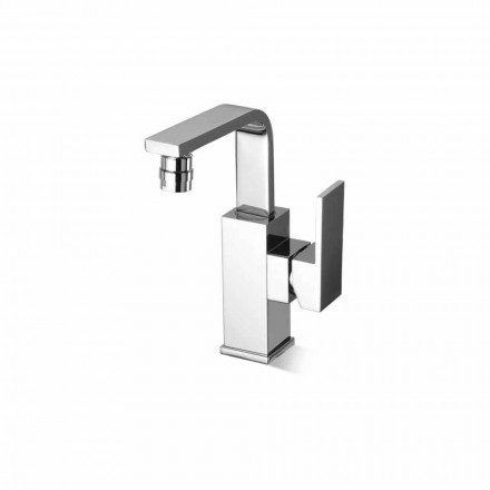 Design Badezimmer Bidet Mixer aus Messing ohne Abfluss Made in Italy - Panela