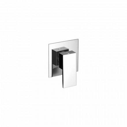 Made in Italy Design Messing Eingebauter Duschmischer - Panela
