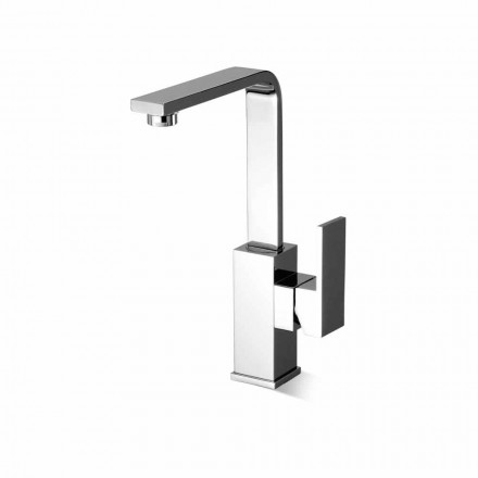 High Spout Basin Mixer ohne Abfluss Made in Italy - Panela
