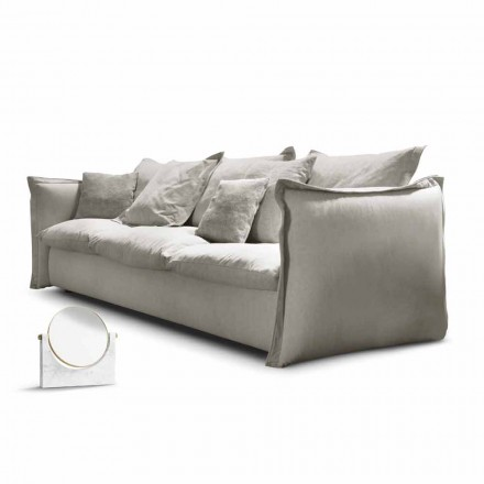My Home Knit modernes Design Stoff Sofa in Italien hergestellt