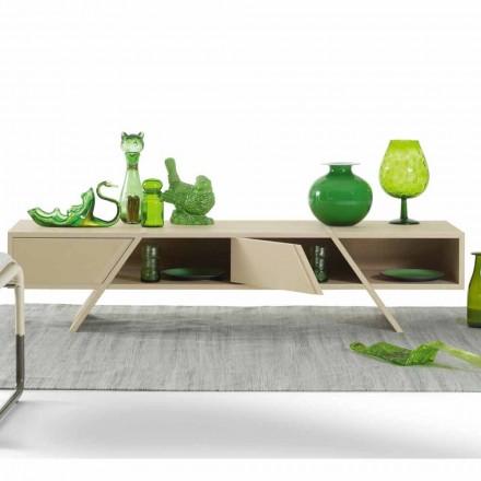 My Home Ray Design Sideboard aus lackiertem MDF, hergestellt in Italien