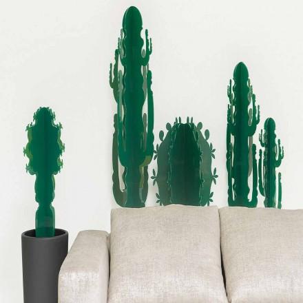 Dekorative Plexiglaspflanze, H 102 cm, in verschiedenen Farben