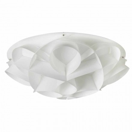 4 Licht Perle Deckenleuchte in modernem Design, Durchm. 70 cm, Lena