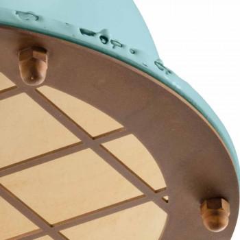 Decken nautischen Stil Keramik mit Gitter Mary Ferroluce