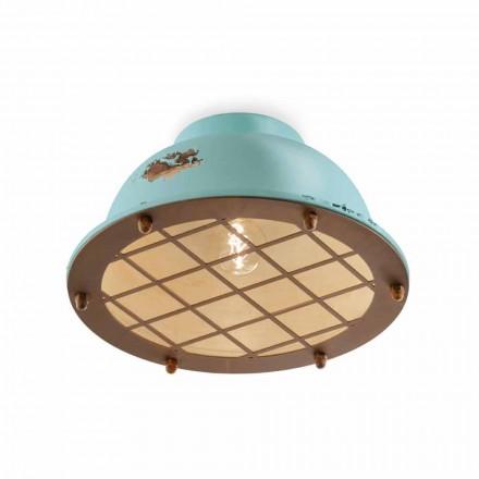 Deckenlampe im nautischen Stil aus Keramik Mary Ferroluce