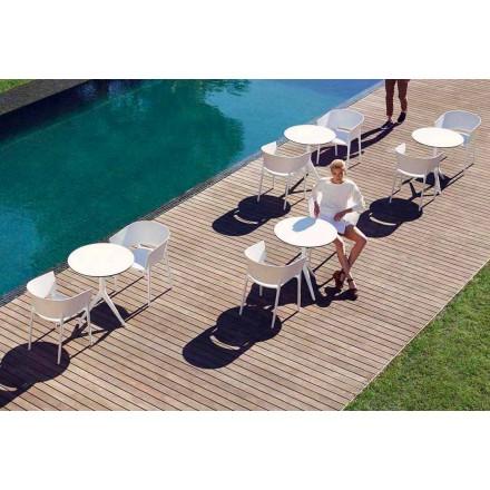 Outdoor Sessel Designer Eugeni Quitllet, Africa Kollektion von Vonodm, 4 Stück