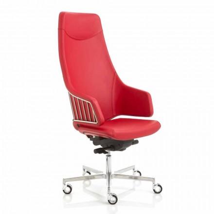 Bürosessel in modernem Design Italia von Luxy, Made in Italy
