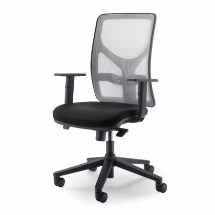 Chef Bürosessel  hohe Rückenlehne made in Italy Amelie