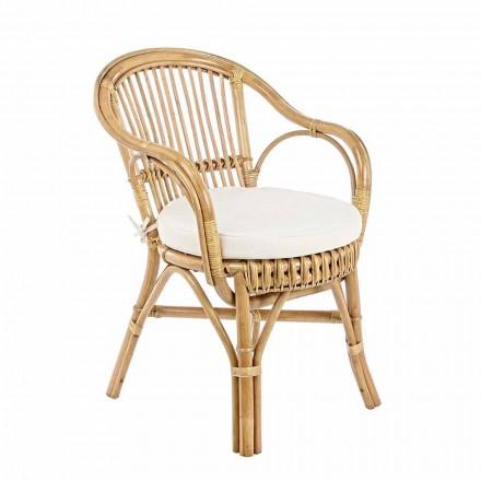 Luxus Garten Rattan Sessel für Outdoor - Sporalizia