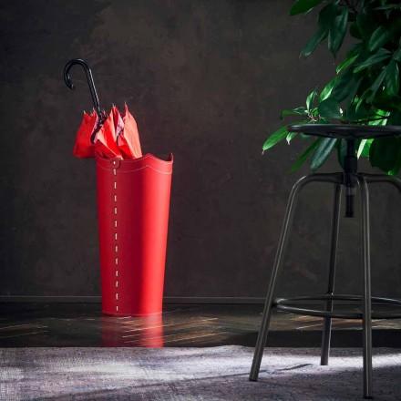 Design-Schirmständer aus Leder für Regenschirm zuhause oder im Büro