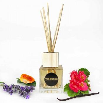 Amber Fragrance Home Lufterfrischer 200 ml mit Sticks - Romaeterna