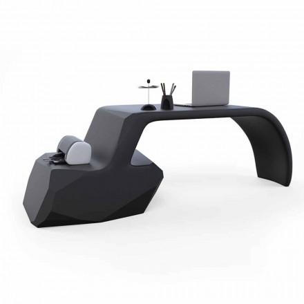 Schreibtisch Büro in modernem Design Gush Made in Italy