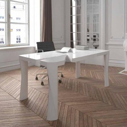 Design Schreibtisch aus Solid Surface® für das Büro Punk