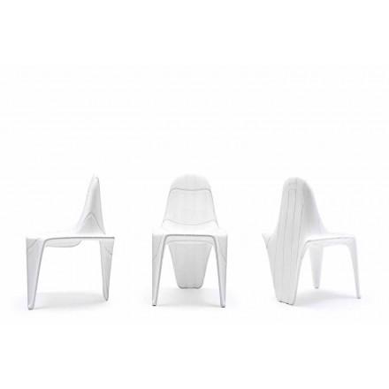 Moderner Outdoor-Stuhl F3 von Vondom aus Polyethylen, 2 Stücke