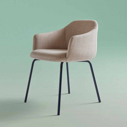 Modernes Design Esszimmerstuhl Made in Italy - Cloe