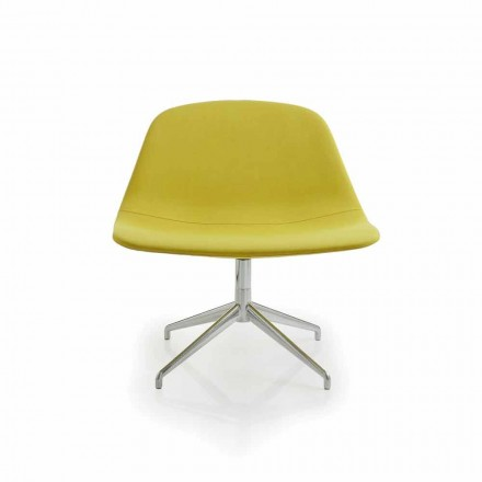Bürostuhl in modernem Design Made in Italy Llounge von Luxy