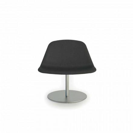 Bürostuhl in modernem Design Llounge von Luxy Made in Italy
