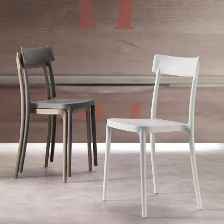 Klassischer Stuhl Monroe