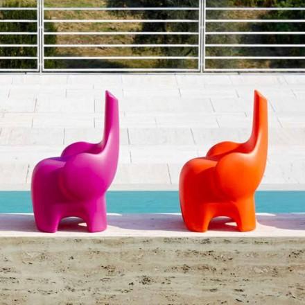 Modernes Design Elefantenstuhl für Kinder, 4 farbige Stücke - Tino von Myyour