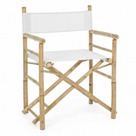 Klappgarten Outdoor Outdoor Bambus Director Chair - Blumele