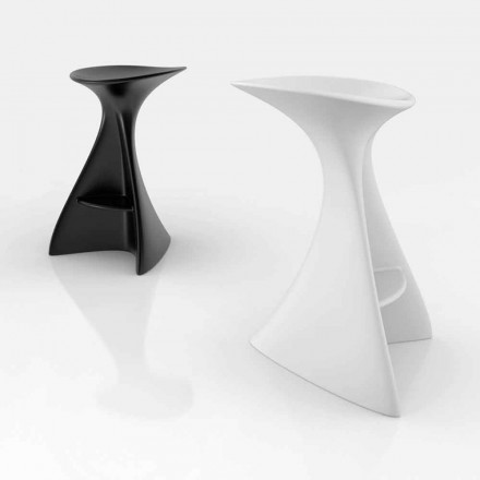 Design Hocker modern Vega Made in Italy