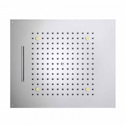 Duschkopf mit Farblichttherapie in modernem Design Dream 2- Strahl