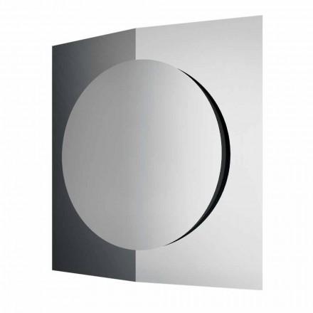 Modernes Design Wandspiegel bestehend aus 3 Paneelen Made in Italy - Bristol