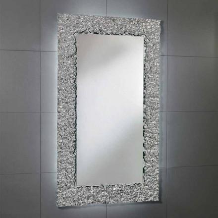 Glasspiegel des modernen Designs mit Dekoration, Cecilia