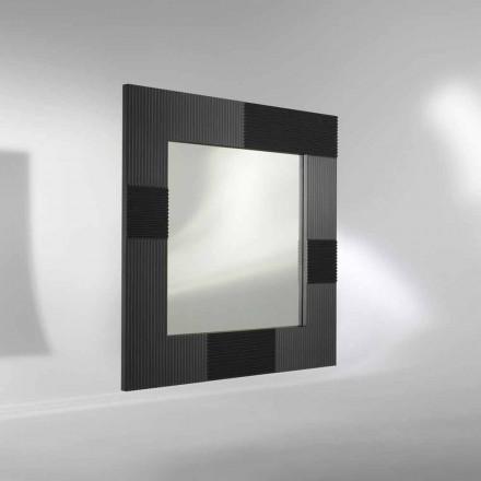 Wandspiegel mit Spiegelrahmen aus MDF Thalia