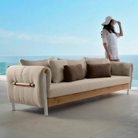 Talenti Domino Gartensofa im modernem Design made in Italy