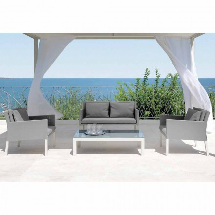 Talenti Step Garten Lounge mit modernem Design made in Italy