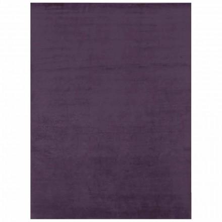 Teppich mit modernem Design in farbiger Seide und großen Abmessungen - Ausblick