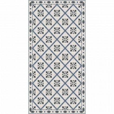 Moderner rechteckiger Wohnzimmer-Vinylteppich - Berimo