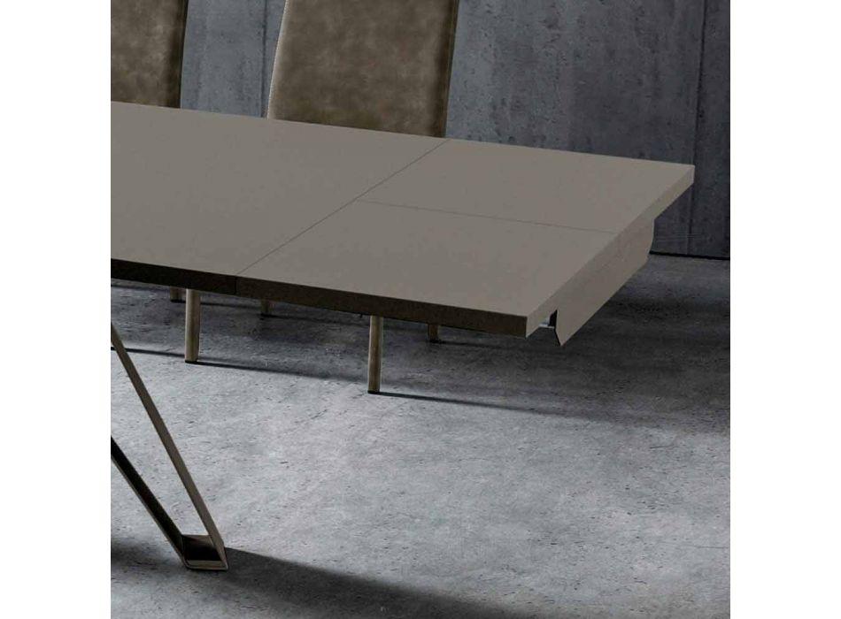 Ausziehbarer Tisch Bis zu 280 cm in Fenix Made in Italy, Precious - Aresto