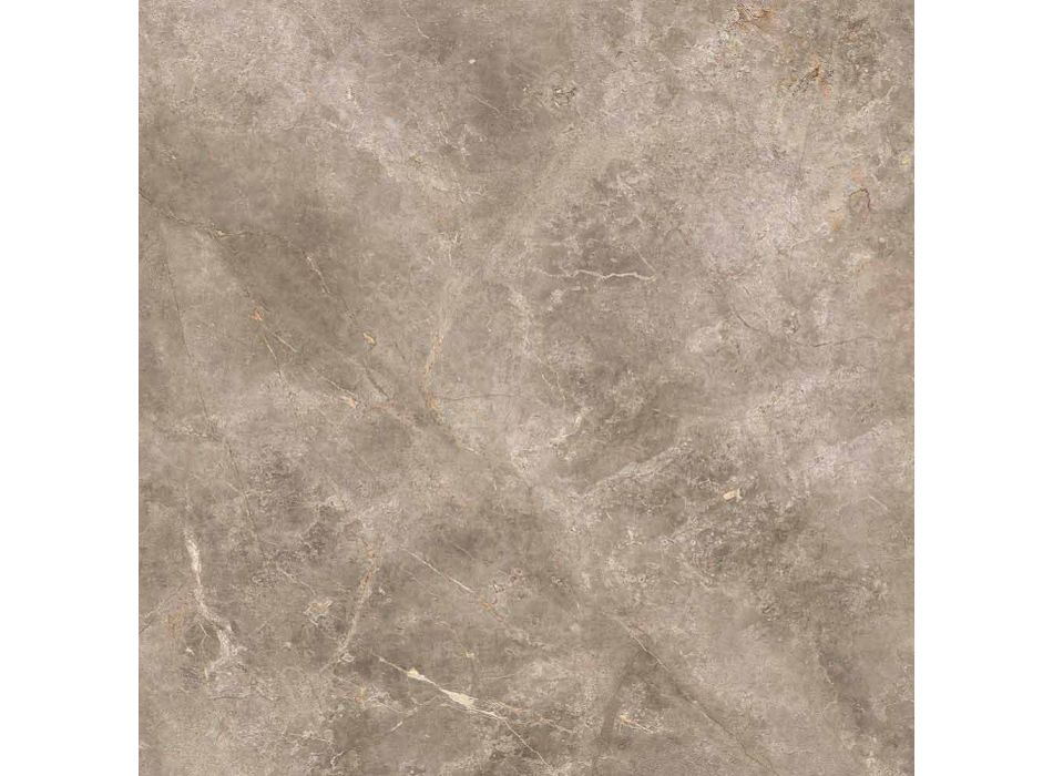 Ausziehbarer Tisch Bis zu 294 cm mit Platte in Gres Made in Italy - Monique