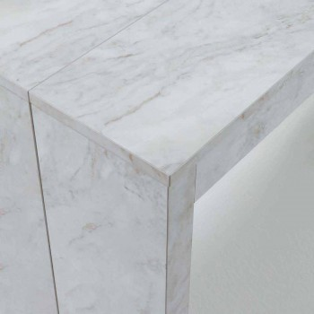 Ausziehbarer Tisch aus modernem Marmor aus Italien Ussana