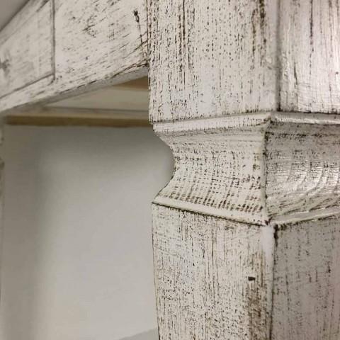 Ausziehbarer Handwerkertisch Bis zu 170 cm aus Holz Made in Italy - Marseille