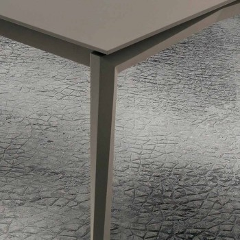 Ausziehbarer Esstisch Bis zu 240 cm in Fenix Made in Italy - Fantastisch