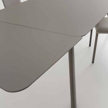 Ausziehbarer Esstisch Bis zu 280 cm in Fenix Made in Italy - Lingotto