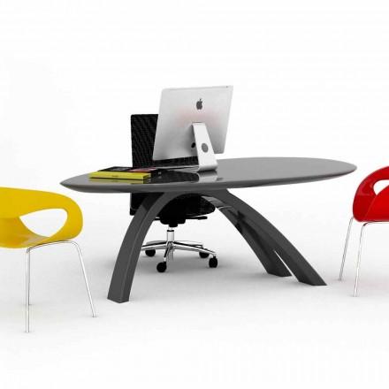 Schreibtisch für das Büro in modernem Design Jatz II Made in Italy