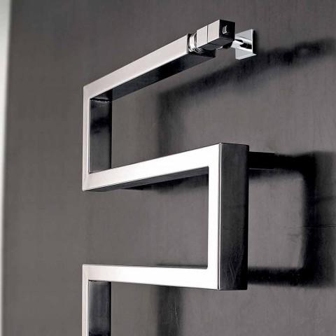 Elektro-Chrom-Heizkörper in modernem Design Schlange von Scirocco H