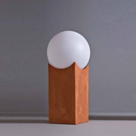 Toscot Atlante Sockelleuchte für Außenbeleuchtung
