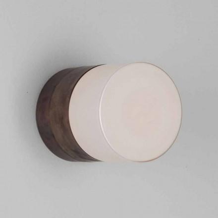 Toscot Chapeau! Handgefertigt Wandlampe / Deckenleuchter made in Toscana