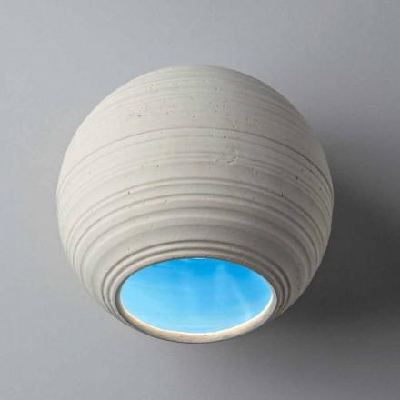 Toscot Newton Wandlampen und Wandleuchten aus Terrakotta