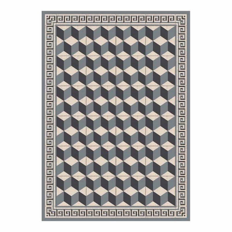American Design Tischset aus PVC und Polyester, 6 Stück - Romio